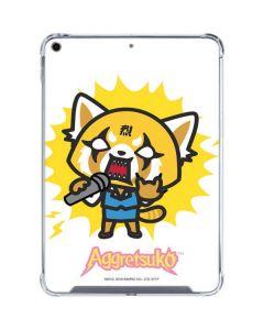 Aggretsuko Karaoke Queen iPad 10.2in (2019-20) Clear Case
