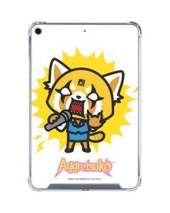 Aggretsuko Karaoke Queen iPad Mini 5 (2019) Clear Case