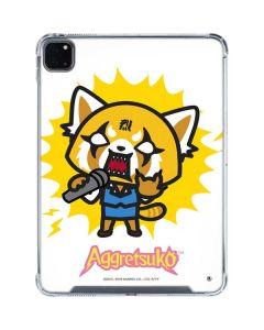 Aggretsuko Karaoke Queen iPad Pro 11in (2020) Clear Case