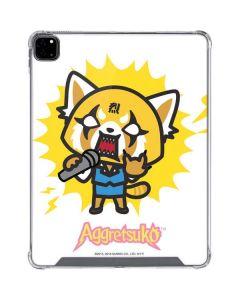 Aggretsuko Karaoke Queen iPad Pro 12.9in (2020) Clear Case