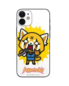 Aggretsuko Karaoke Queen iPhone 12 Mini Skin
