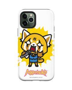 Aggretsuko Karaoke Queen iPhone 12 Pro Case