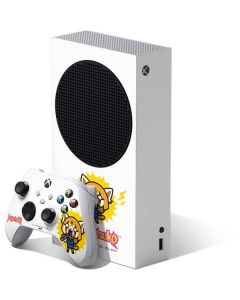 Aggretsuko Karaoke Queen Xbox Series S Bundle Skin