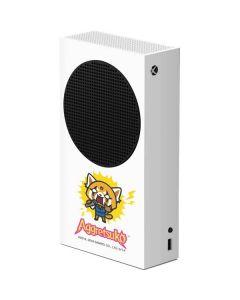Aggretsuko Karaoke Queen Xbox Series S Console Skin