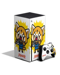 Aggretsuko Karaoke Queen Xbox Series X Bundle Skin