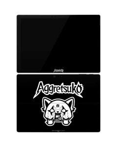 Aggretsuko Surface Pro 7 Skin