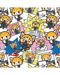 Aggretsuko Blast Galaxy Buds Plus Skin