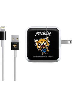 Aggretsuko Fed Up iPad Charger (10W USB) Skin