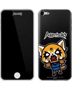 Aggretsuko Fed Up Apple iPod Skin