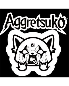 Aggretsuko Cochlear Nucleus 5 Sound Processor Skin