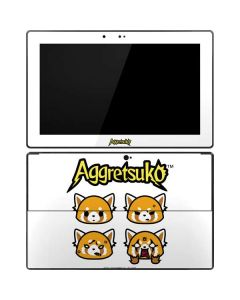 Aggretsuko Expressions Surface RT Skin