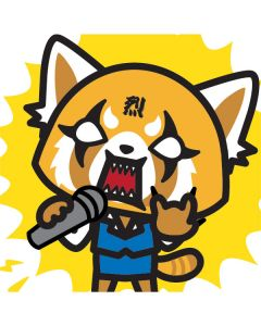 Aggretsuko Karaoke Queen Galaxy Buds Plus Skin