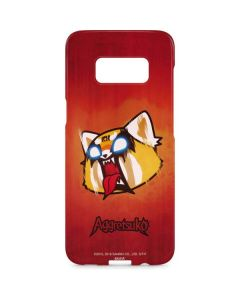 Aggretsuko Furious Galaxy S8 Plus Lite Case