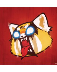 Aggretsuko Furious Playstation 3 & PS3 Slim Skin
