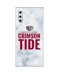 Alabama Crimson Tide Net Galaxy Note 10 Skin