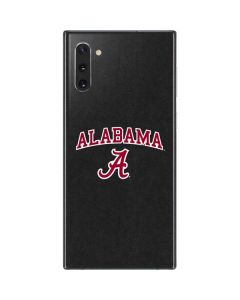 Alabama Logo Galaxy Note 10 Skin