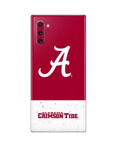 Alabama Logo Large Galaxy Note 10 Skin
