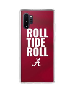 Alabama Roll Tide Roll Galaxy Note 10 Plus Clear Case
