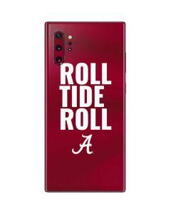 Alabama Roll Tide Roll Galaxy Note 10 Plus Skin