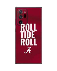 Alabama Roll Tide Roll Galaxy Note20 Ultra 5G Skin