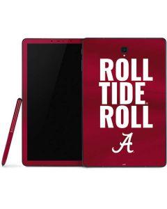 Alabama Roll Tide Roll Samsung Galaxy Tab Skin