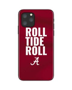 Alabama Roll Tide Roll iPhone 11 Pro Skin