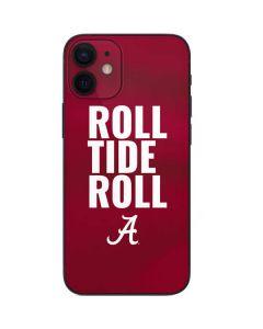 Alabama Roll Tide Roll iPhone 12 Mini Skin