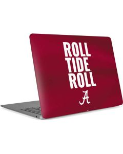 Alabama Roll Tide Roll Apple MacBook Air Skin