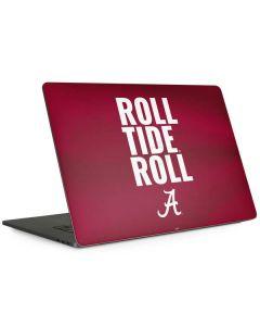 Alabama Roll Tide Roll Apple MacBook Pro 15-inch Skin