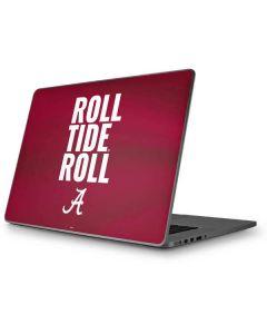 Alabama Roll Tide Roll Apple MacBook Pro 17-inch Skin