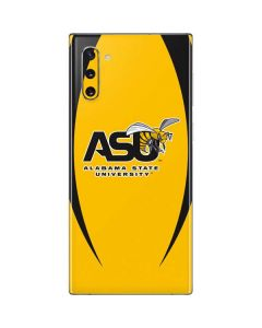 Alabama State University Galaxy Note 10 Skin
