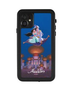 Aladdin and Jasmine Magic Carpet iPhone 11 Waterproof Case