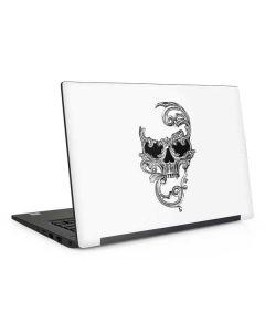 Alchemy - Venetian Mask Of Death Dell Latitude Skin