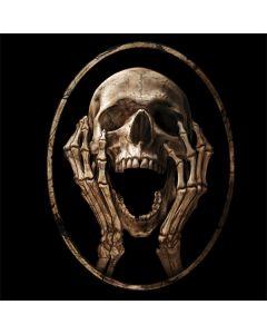 Skull Screaming Moto X4 Skin