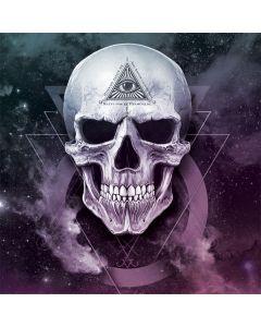 Purple Skull Asus X202 Skin