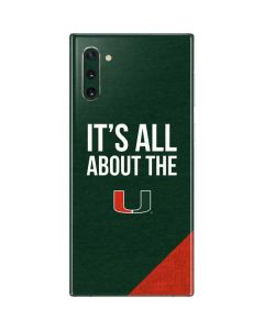 All About the U Galaxy Note 10 Skin
