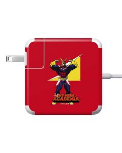 All Might 85W Power Adapter (15 and 17 inch MacBook Pro Charger) Skin