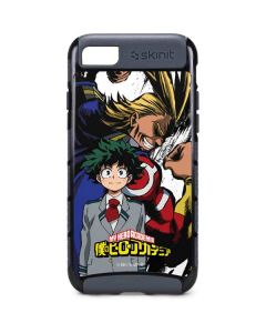 All Might and Deku iPhone 8 Cargo Case