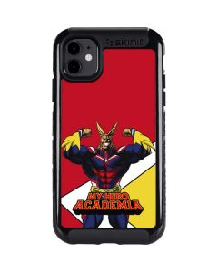 All Might iPhone 11 Cargo Case