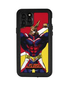All Might iPhone 11 Pro Waterproof Case