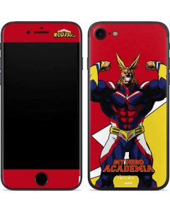 All Might iPhone SE Skin