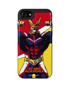 All Might iPhone SE Wallet Case