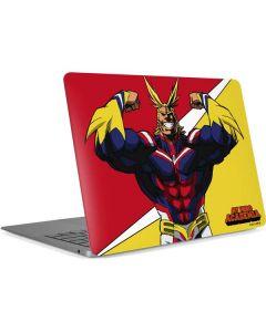 All Might Apple MacBook Air Skin