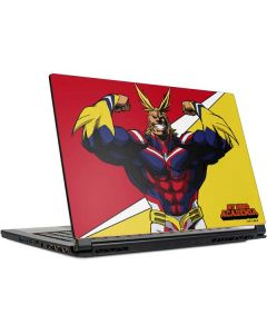 All Might MSI GS65 Stealth Laptop Skin