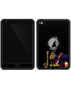All Might Ready for Battle Otterbox Defender iPad Skin