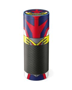 All Might Suit Amazon Echo Skin