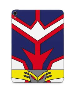 All Might Suit Apple iPad Pro Skin