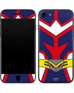 All Might Suit iPhone 7 Skin