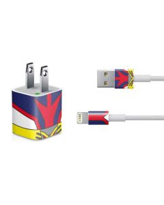 All Might Suit iPhone Charger (5W USB) Skin