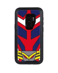 All Might Suit Otterbox Defender Galaxy Skin